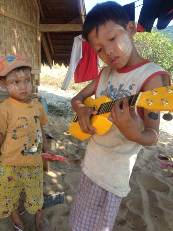 The future of Burmese rock music