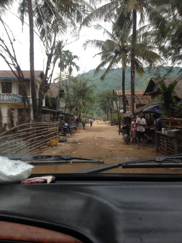 On our way back to Dawei
