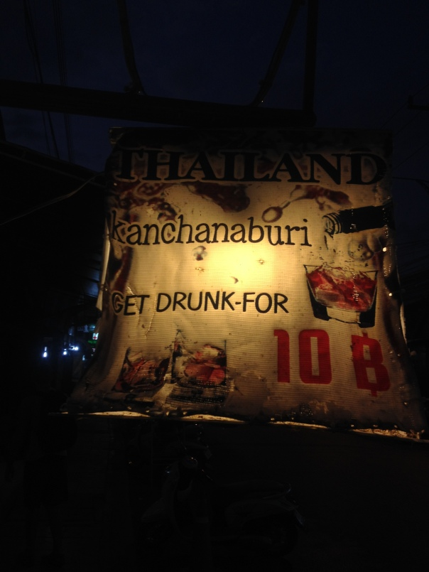 """Get Drunk for 10 Baht!"""